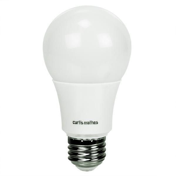 Curtis Mathes A19 LED bulb