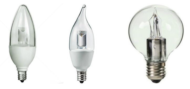 LED Decorative Bulbs