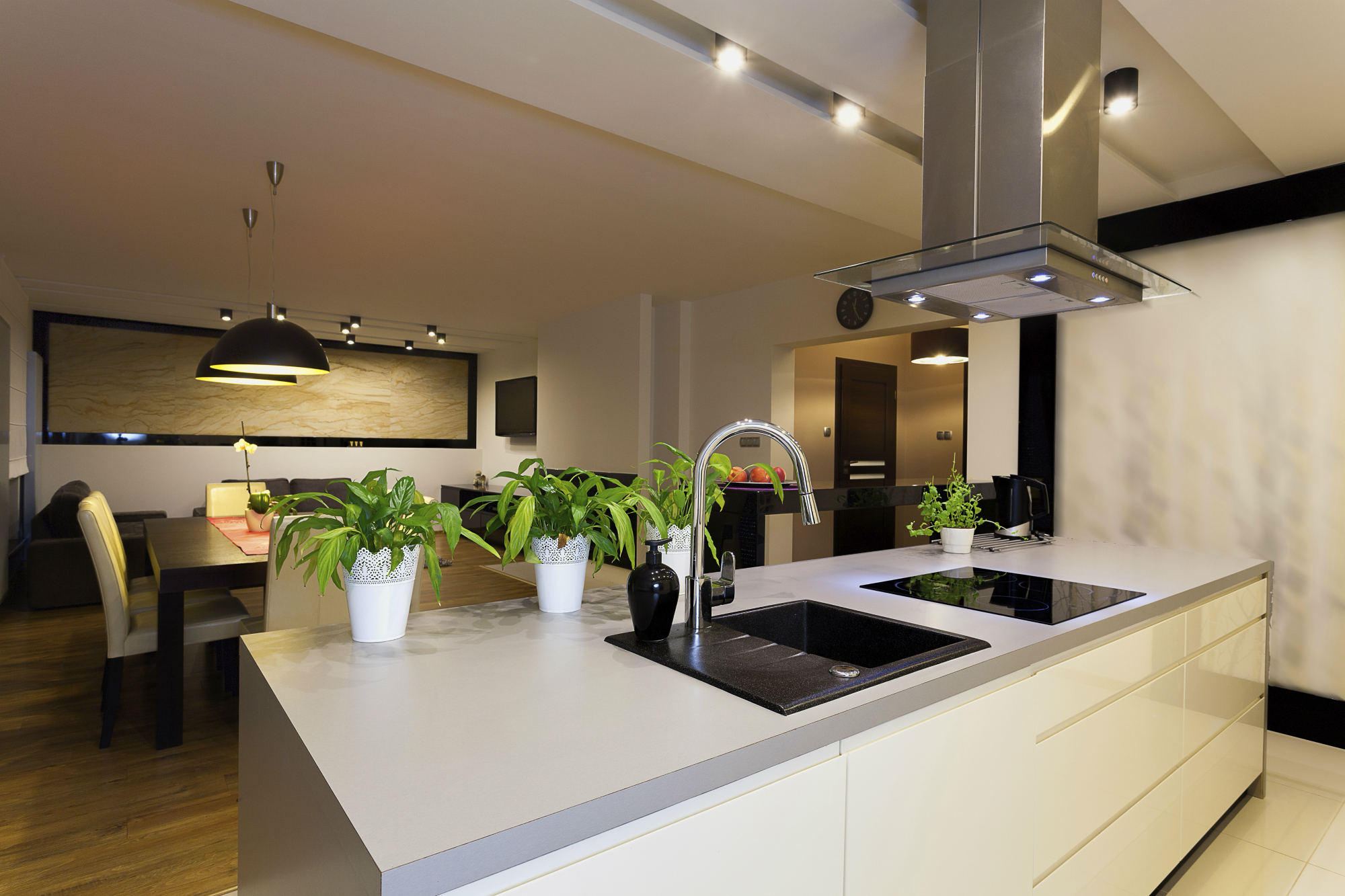 Cool white vs warm white led lights - Cool White Light In Kitchen
