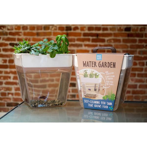 "Aquaponics ""Water Garden"""