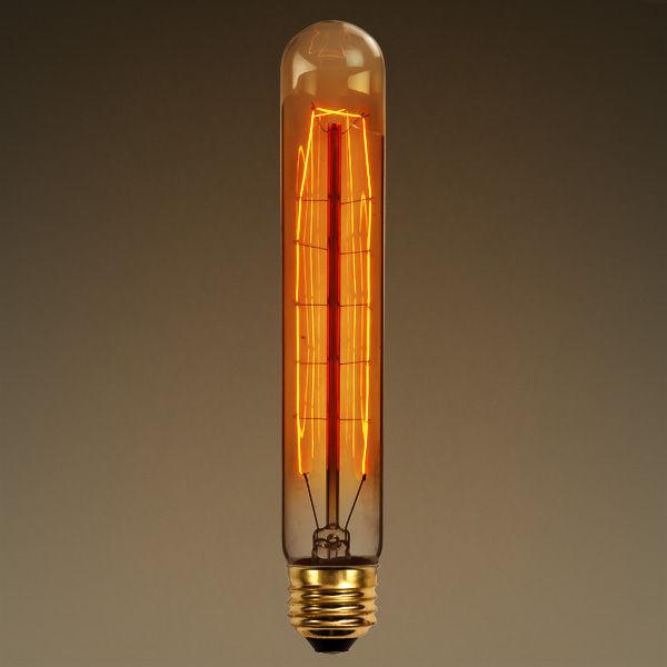 Tubular bulb