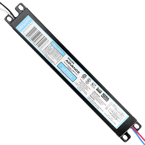 Philips Advance T8 fluorescent ballast