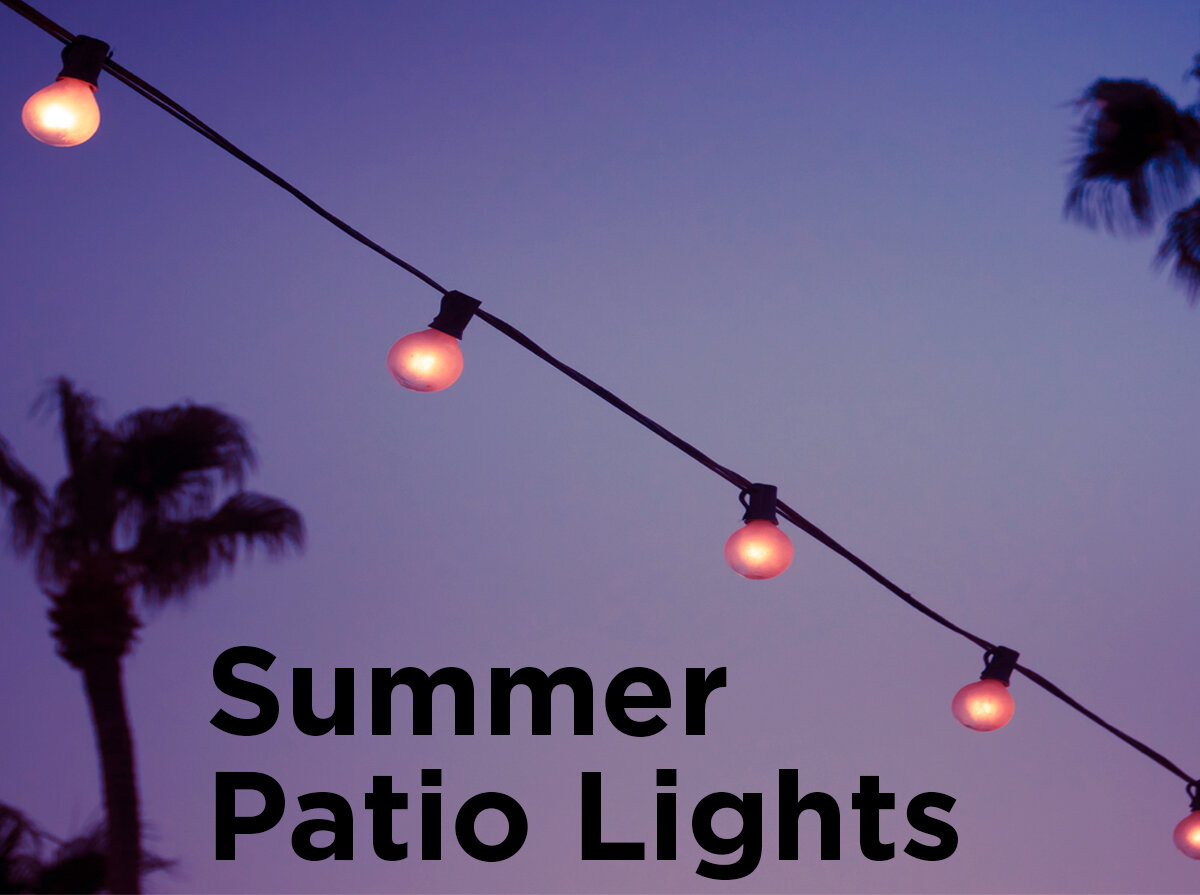 Get Ready For Summer 2018 With Patio String Lights 1000bulbscom Blog Led Christmas Light Wiring Diagram In Addition