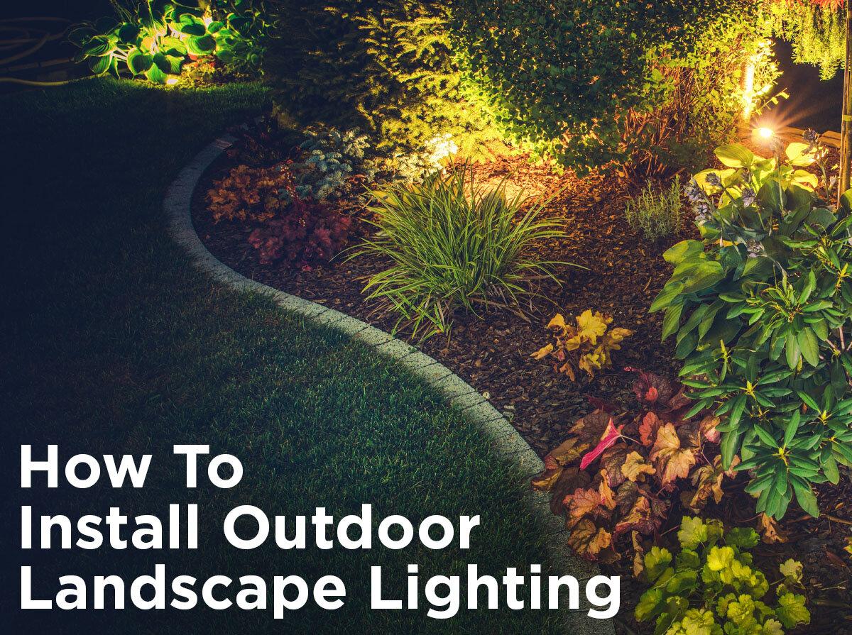 planning your low voltage outdoor landscape lighting led dimmer wiring-diagram wiring diagram 12v led garden light garden #13
