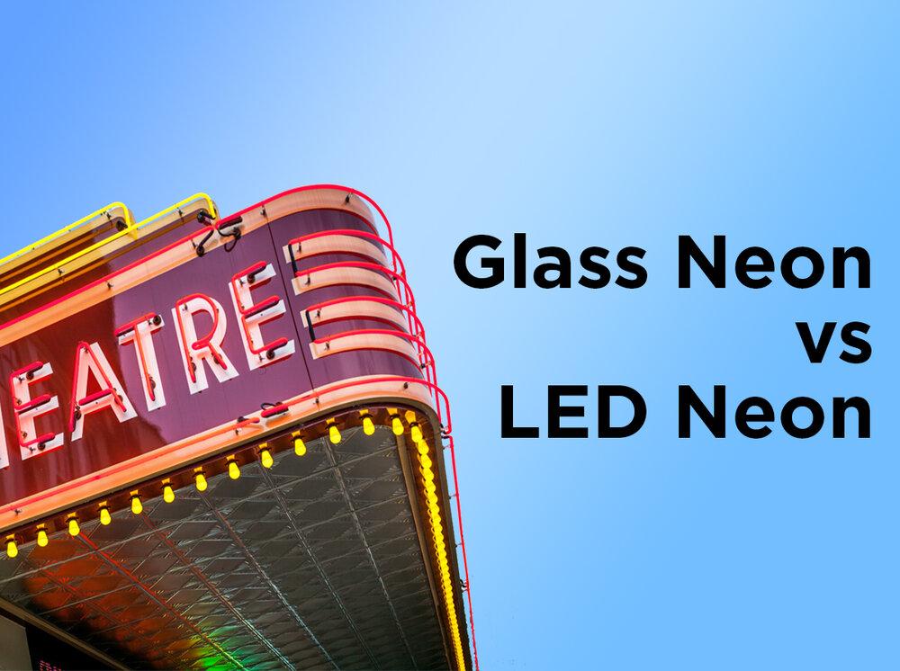 Benefits of LED Neon Lights