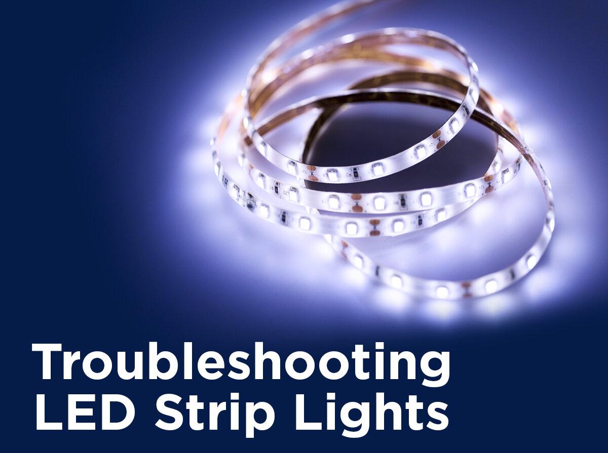 Troubleshooting LED Strip Lights — 1000Bulbs com Blog