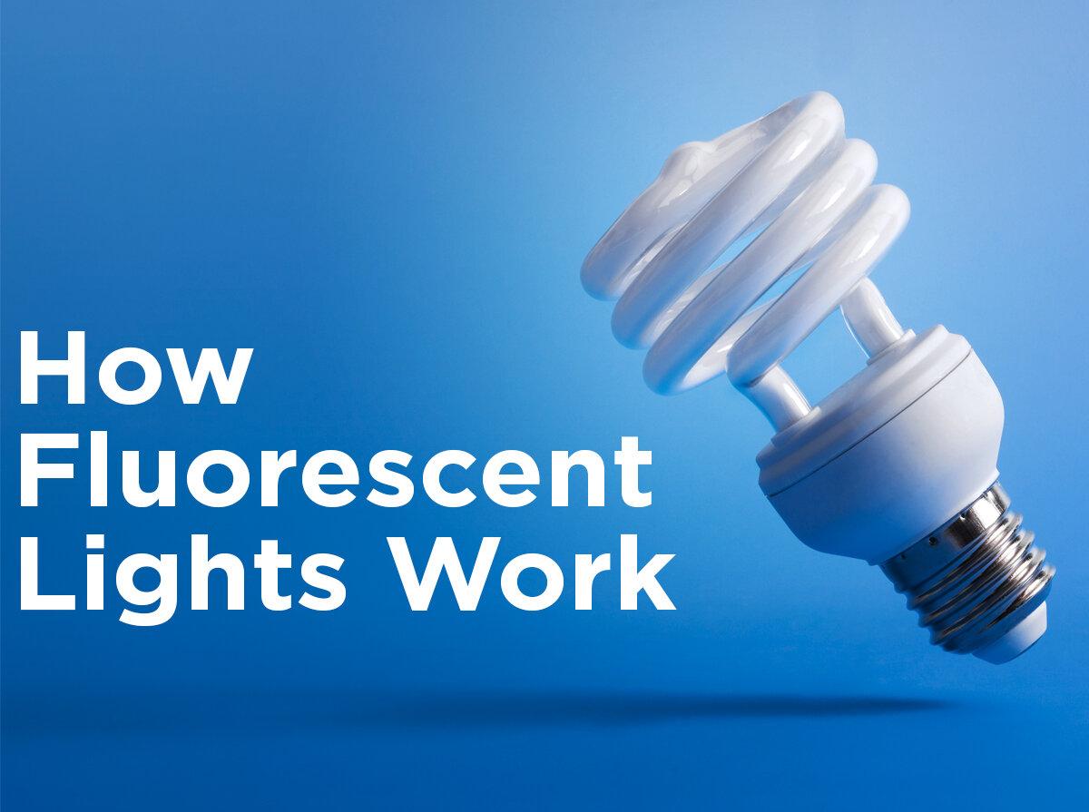 How Fluorescent Lights Work 1000bulbs Com Blog