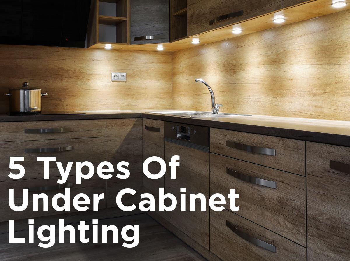 5 types of under cabinet lighting pros cons 1000bulbs com blog rh blog 1000bulbs com