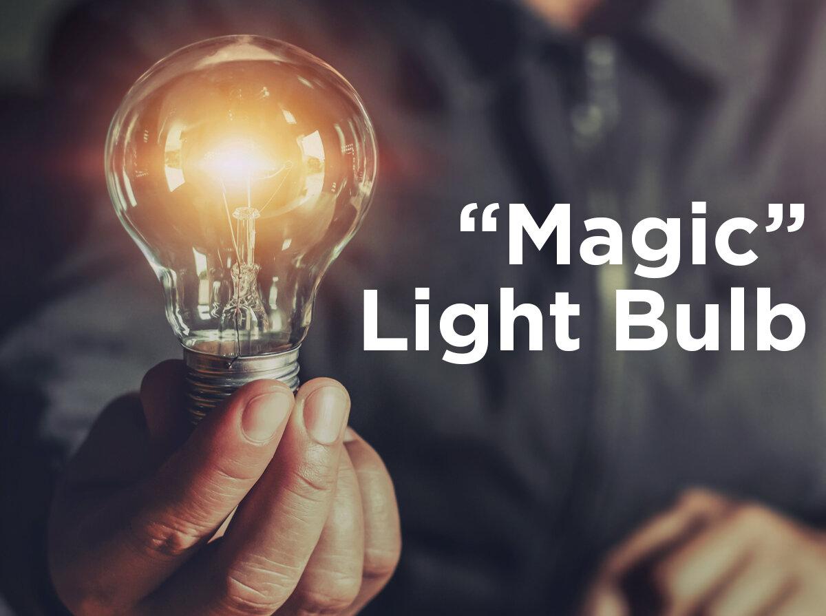 [6 ML] L'ivresse de trop. Magic+light+bulb