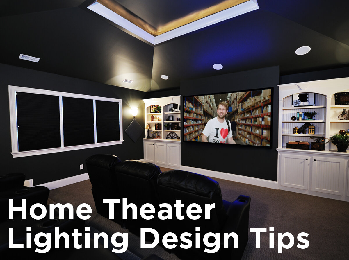 Home Theater Lighting Design Tips