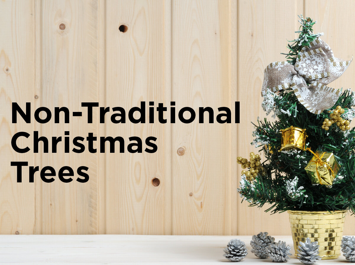 5 Non Traditional Christmas Trees 1000bulbs Com Blog
