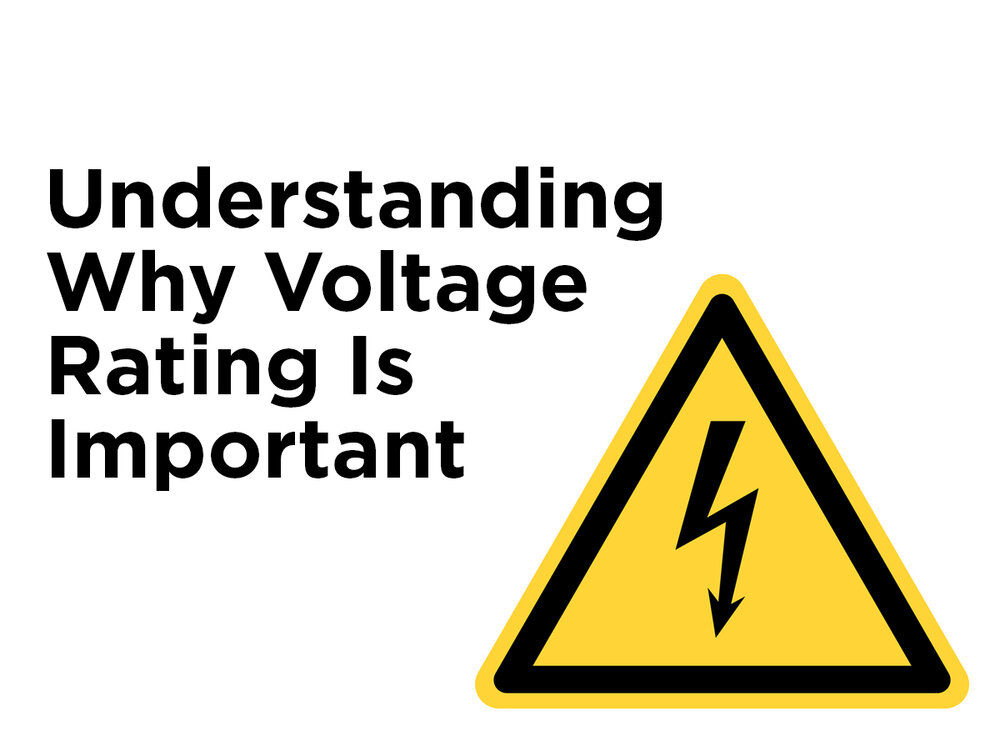 Understanding Why Voltage Rating Is Important — 1000Bulbs.com Blog