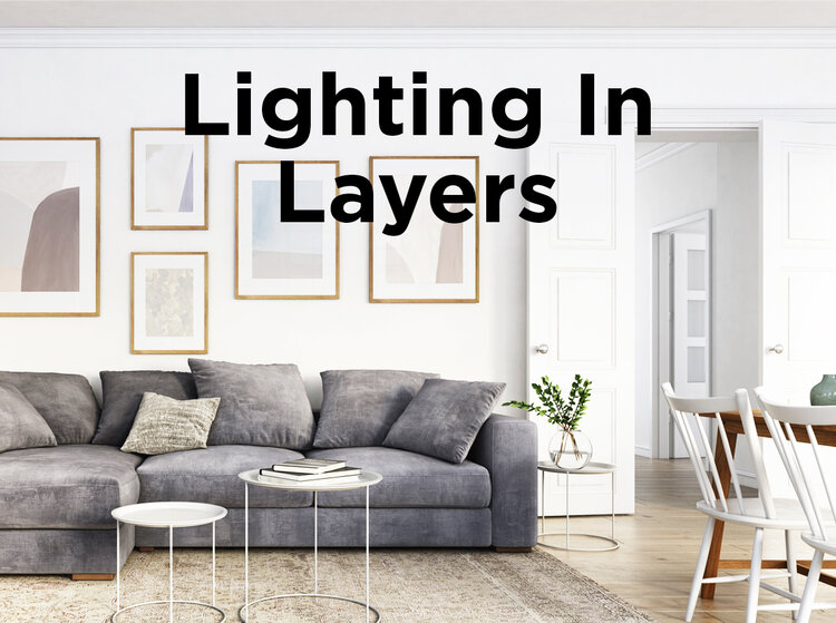 The Three Layers Of Lighting Design Explained 48Bulbs Blog Gorgeous Interior Lighting Design For Homes Ideas