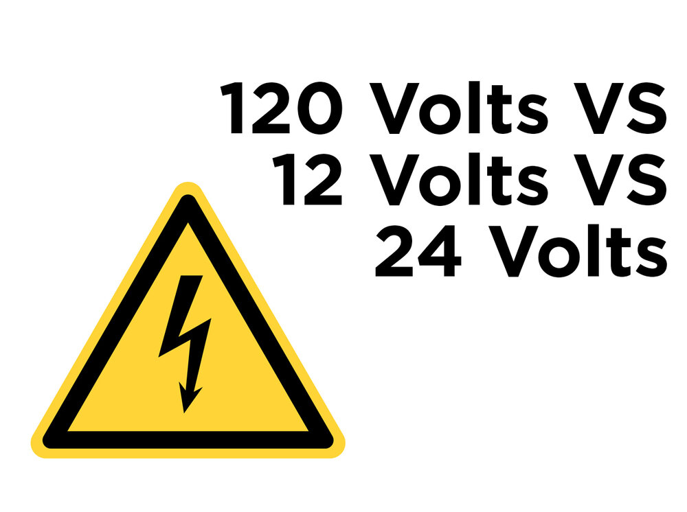 120 Volts vs 12 Volts vs 24 Volts: What Gives? — 1000Bulbs.com Blog