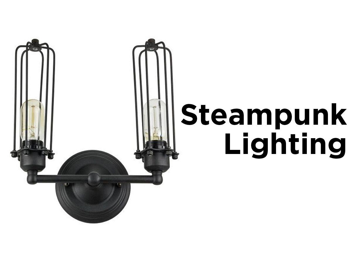 Ste&unk Lighting at 1000Bulbs.com & Steampunk Lighting at 1000Bulbs.com u2014 1000Bulbs.com Blog