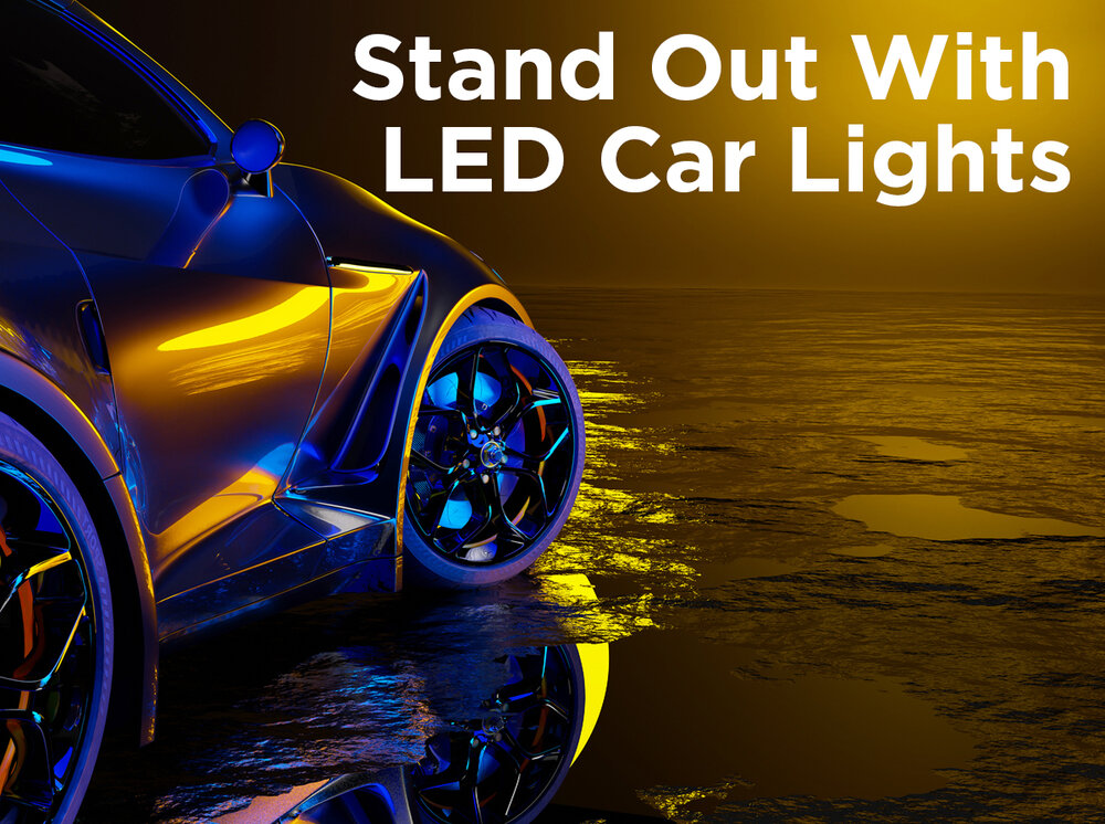 stand out with led car lights blog. Black Bedroom Furniture Sets. Home Design Ideas