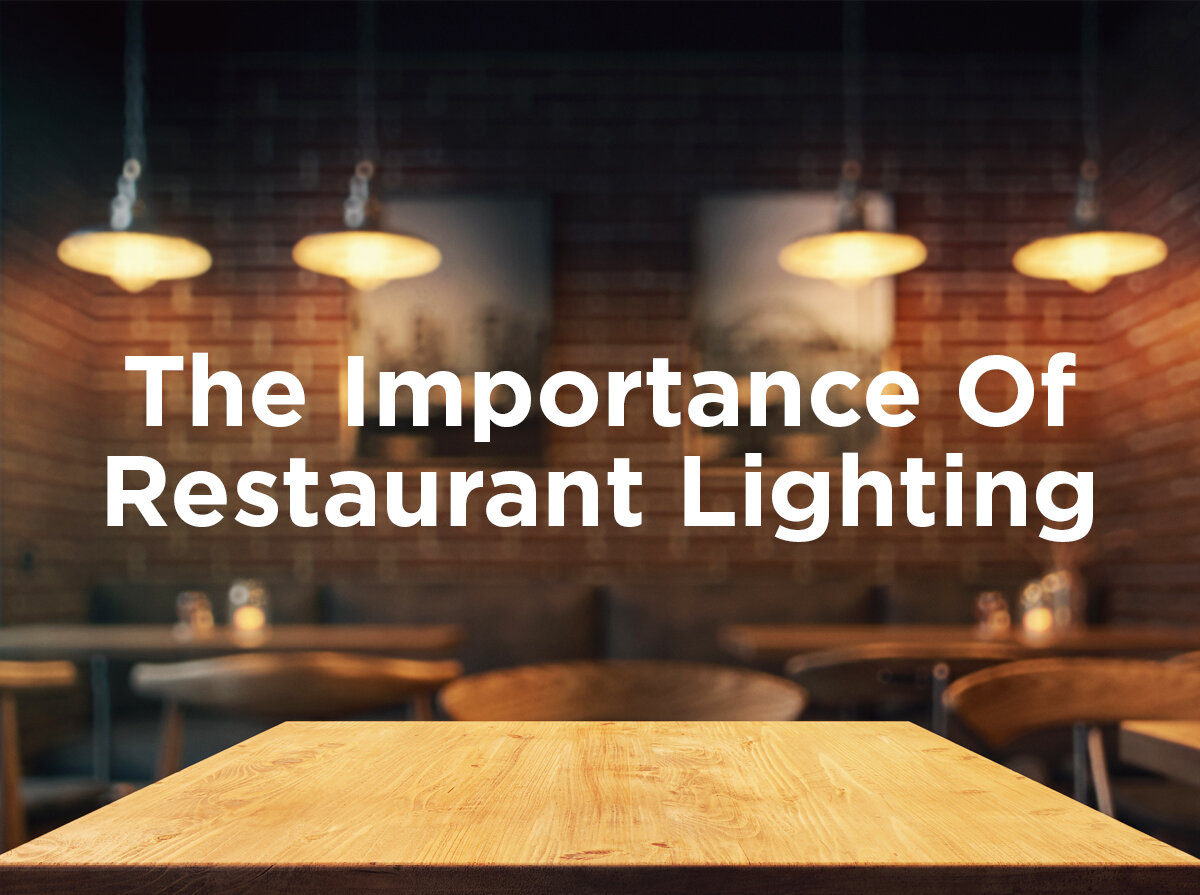 The Importance Of Restaurant Lighting 1000bulbs Com Blog