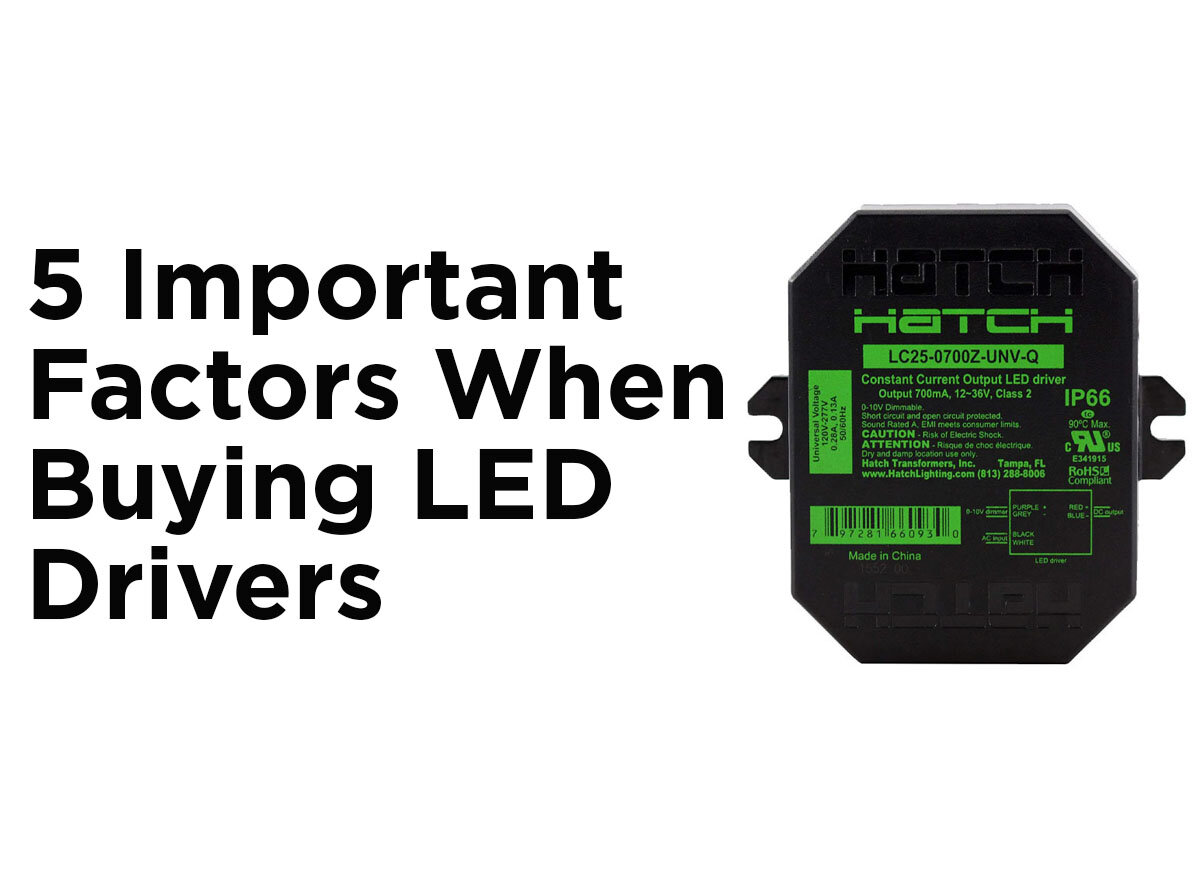 do i need an led driver? \u2014 1000bulbs com blog 12 24 Volt Wiring Diagrams may 16 5 important factors when buying led drivers