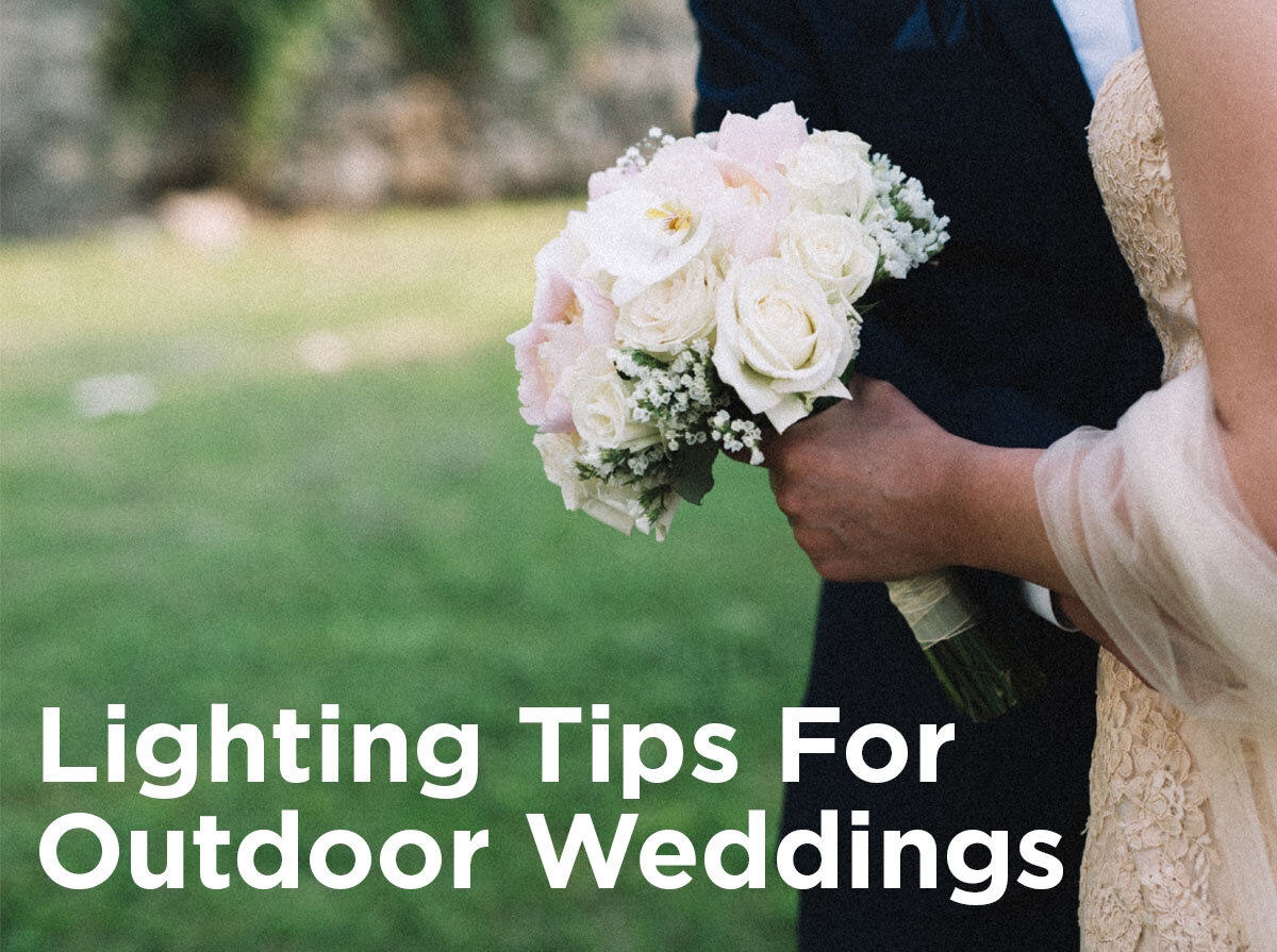 Lighting Tips For Outdoor Weddings 1000bulbs Com Blog