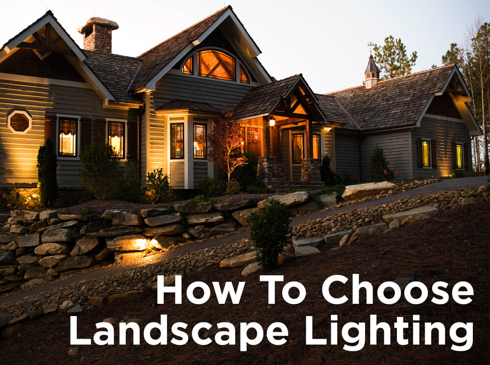 How to choose landscape lighting 1000bulbs blog how to choose landscape lighting aloadofball