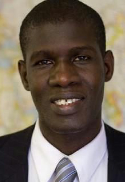 Amadou Hamady Manchester Community Relations Director