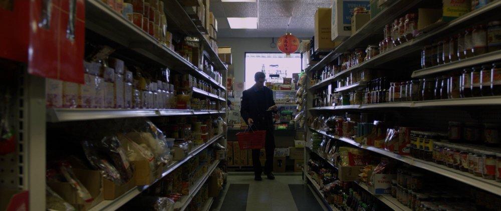 Across The Road -  Short Film