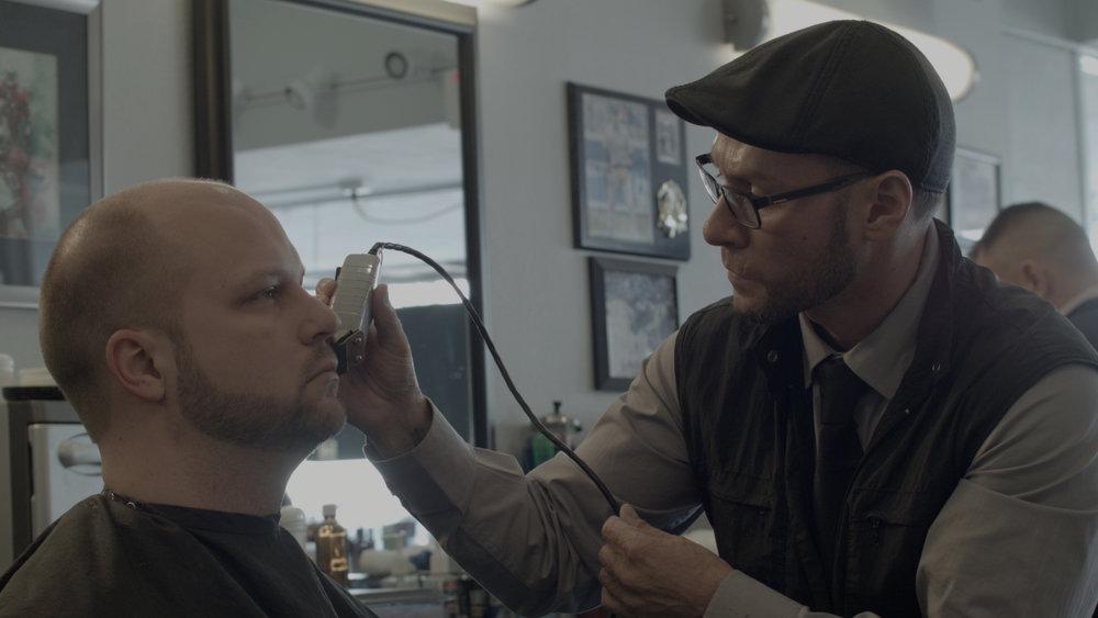 Southside Village Barbershop -  Documentary