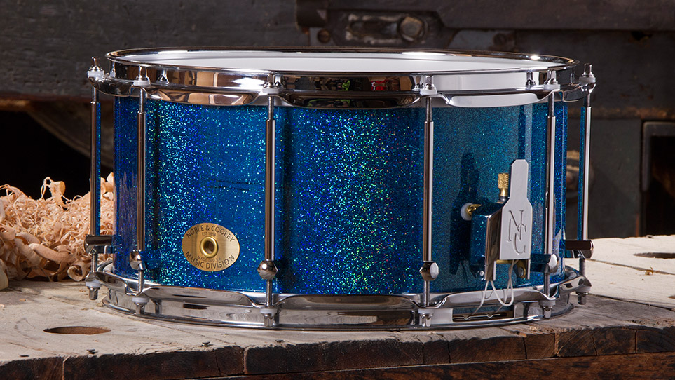 7 x 14 Birch Blue Sparkle