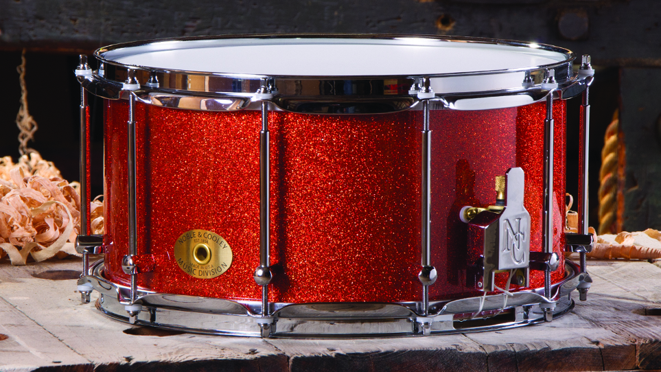 7 x 14 Maple Tangerine Sparkle