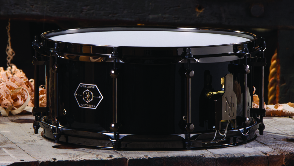 6 x 14 Horizon Piano Black Gloss