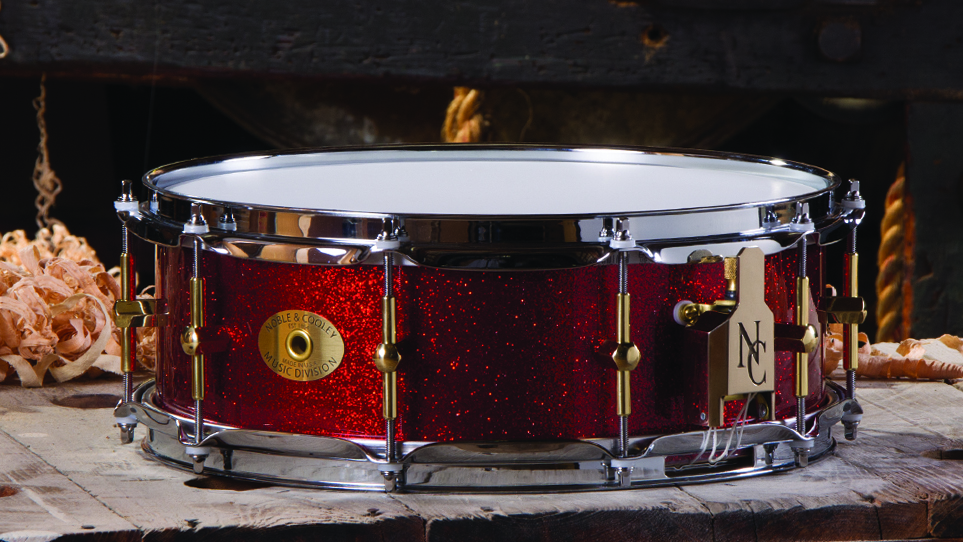 5 x 14 Oak Red Sparkle