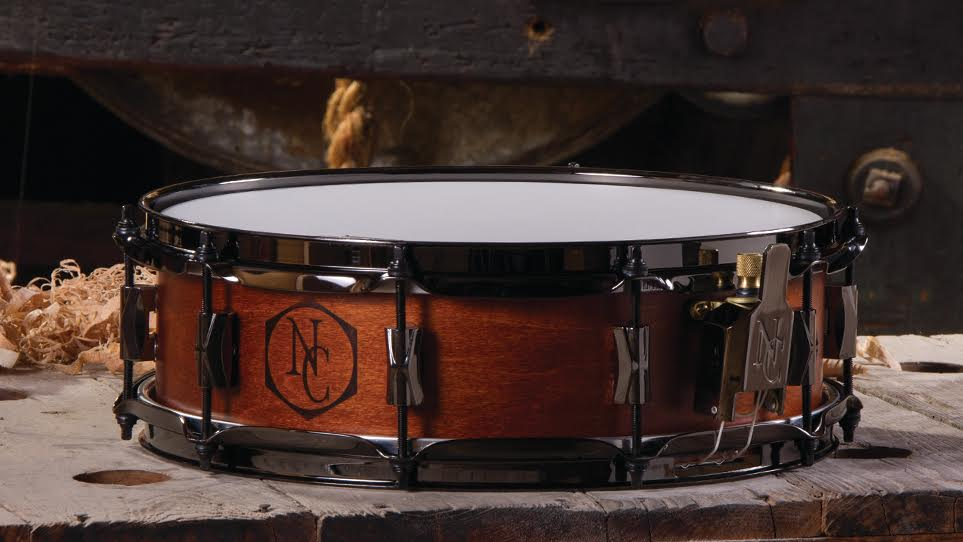 Copy of CD Maple 3.875 X 14 Honey Matte With Wood Burned Logo and Black Hardware