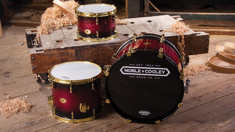 Copy of Solid Shell Oak Black Cherry Burst with Brass Hardware