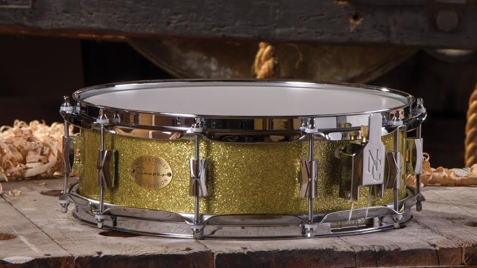 CD Maple Gold Sparkle