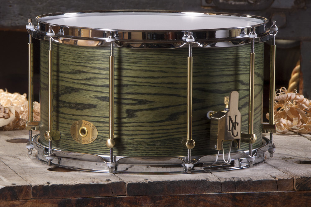 8 x 14 Oak Swamp Green