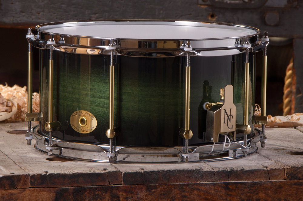 7 x 14 Tulip Green Burst