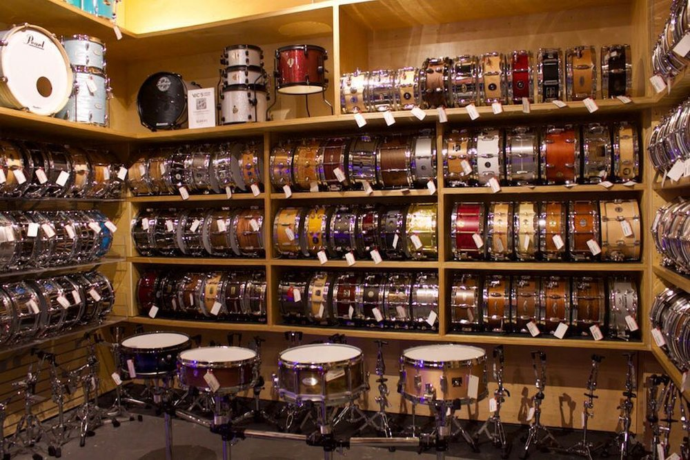 Vic's Drum Shop, Chicago, IL