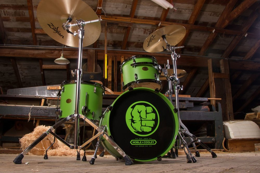 "Youth size ""Hulk"" Kit"