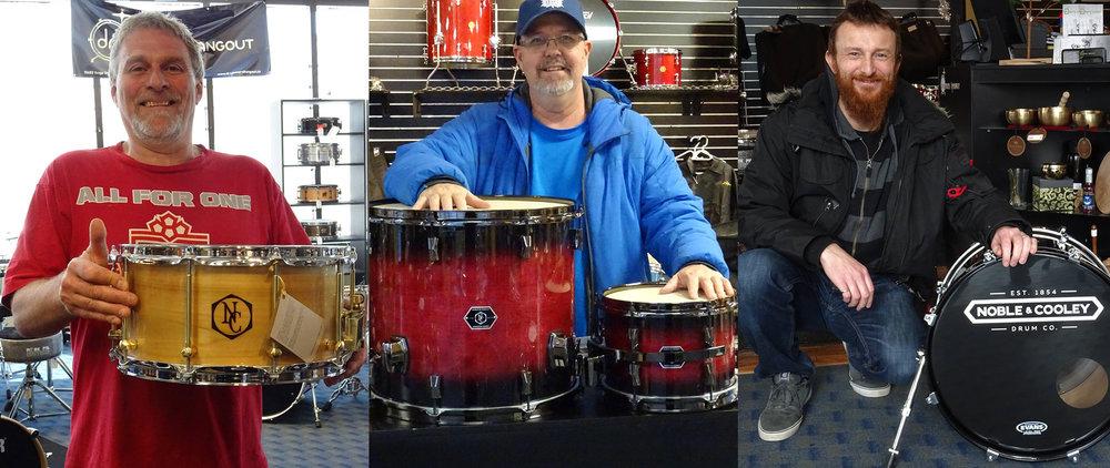 Drummer's Hangout Aurora Ontario, CAN