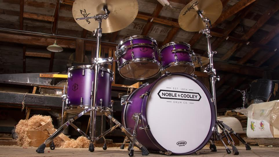 Horizon Matte Purple Burst with Wood Burn Logo