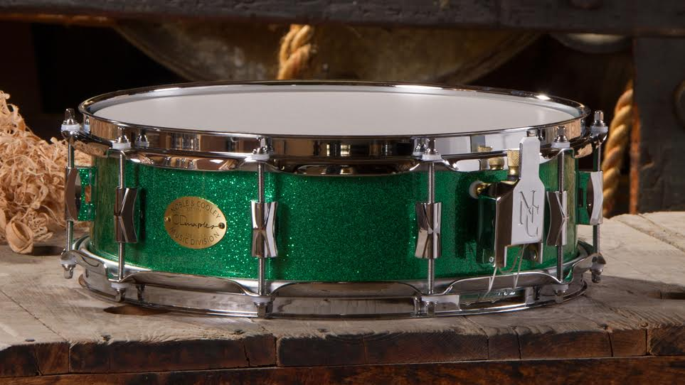 CD Maple 3.875 x 14 Green Sparkle