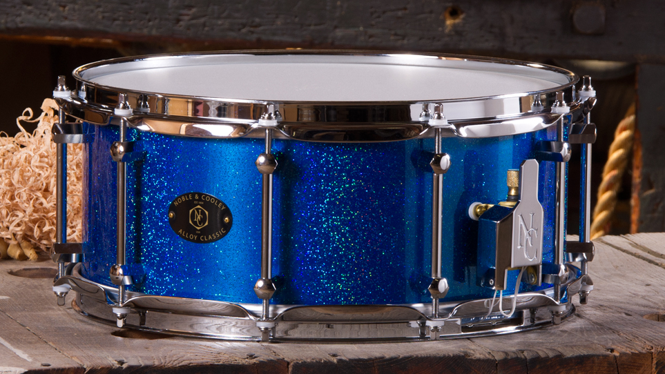 Alloy 6 x 14 Cairo Blue Sparkle