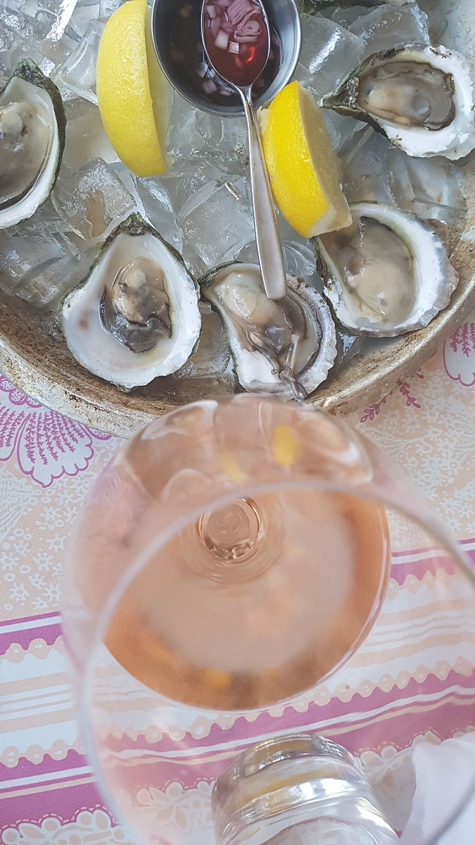 the most fresh and delicious oysters