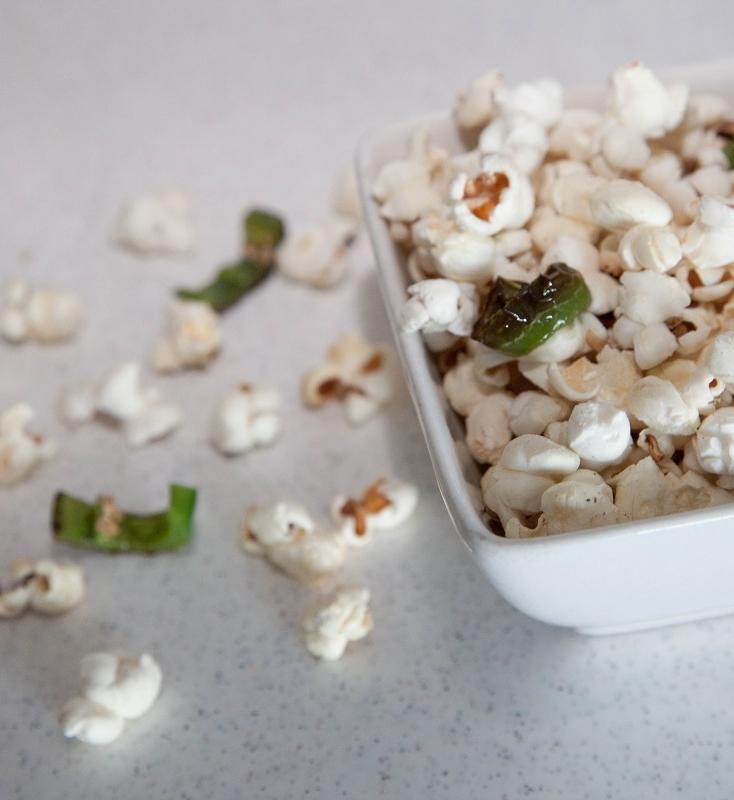 Oscar worthy popcorn