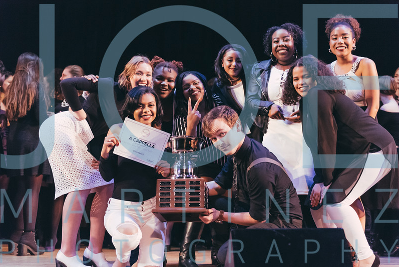 Vocal Rush | Oakland School for the Arts