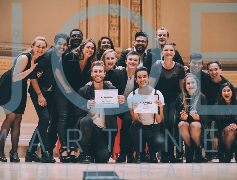 The Nor'easters | ICCA Champion