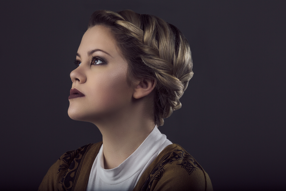 Brianna Studio Portrait