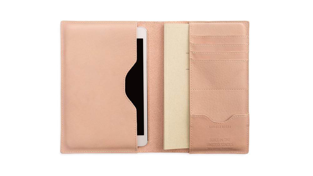Shinola iPad Sleeve