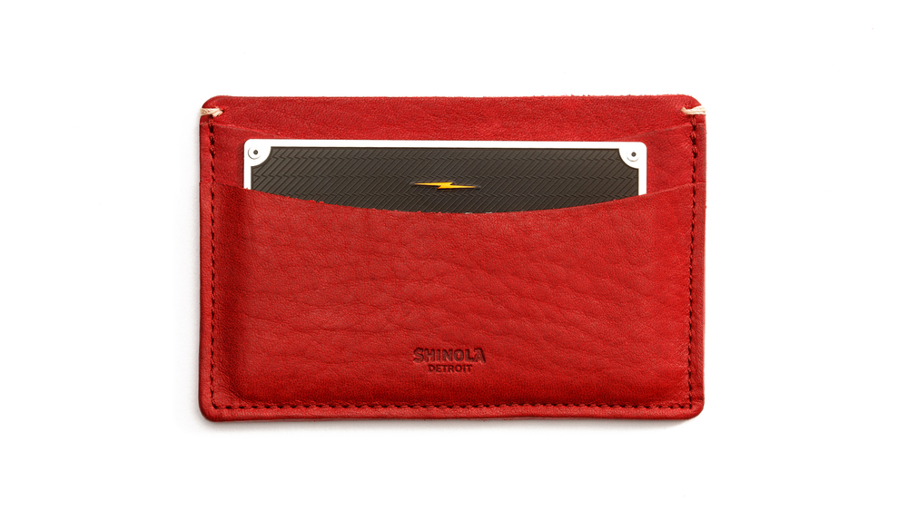Shinola Card Case