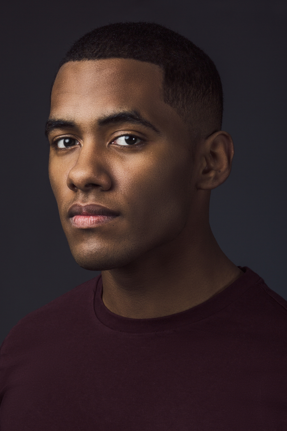 Brandon Acting Headshot